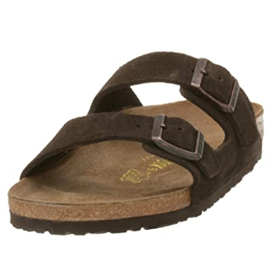 d20b43997ffb Image Unavailable. Image not available for. Color  Birkenstock Arizona  Classic Women s Sandal 35 M EU Brown-Mocha-Suede