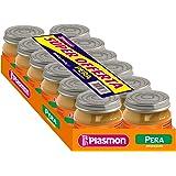 Plasmon Omogeneizzato di Frutta di Pera - 12 vasetti da 80 gr - Totale: 960 gr