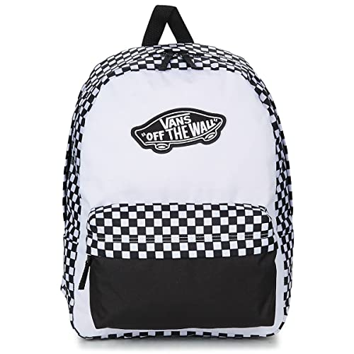 Vans Mochila de a Diario, Black White Checkerboard (Negro) - V00NZ056M: Amazon.es: Equipaje