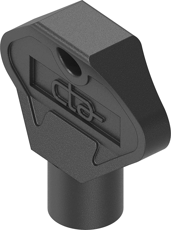 CTA Dichtungen 8mm Dreikant Schlü ssel aus Kunststoff PA6 30% GF 1C04-38
