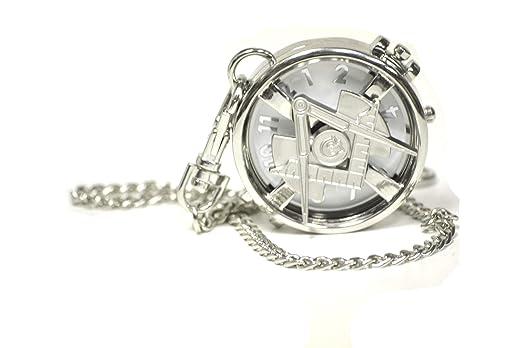 0e07f6166 Amazon.com: Masonic Knife Set 1, Knife Pocket Watch and Key chain: Watches