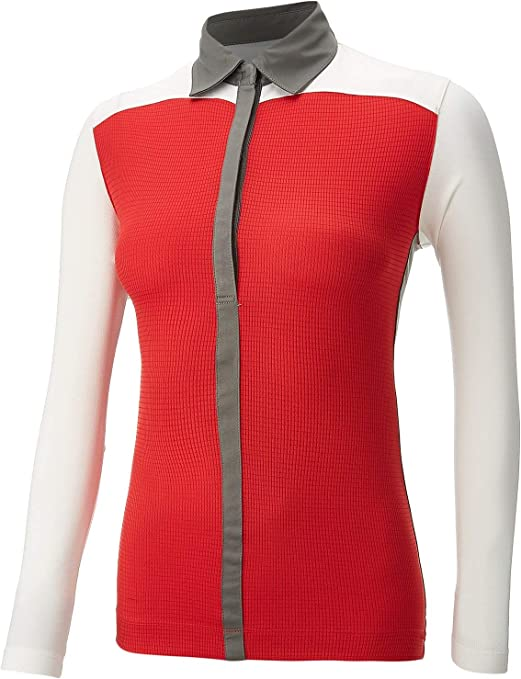 Callaway Golf Ladies L/S Polo Shirt: Amazon.co.uk: Sports & Outdoors