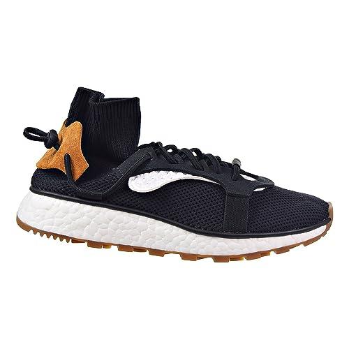 the latest 804ba 25ad0 adidas AW Alexander Wang Run Big Kids  Men s Shoes Core Black Core Black