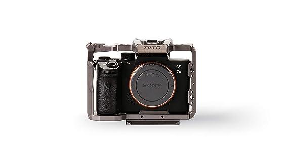 Tiltaing - Jaula para cámara de Fotos (Serie A7/A9), Color Gris ...