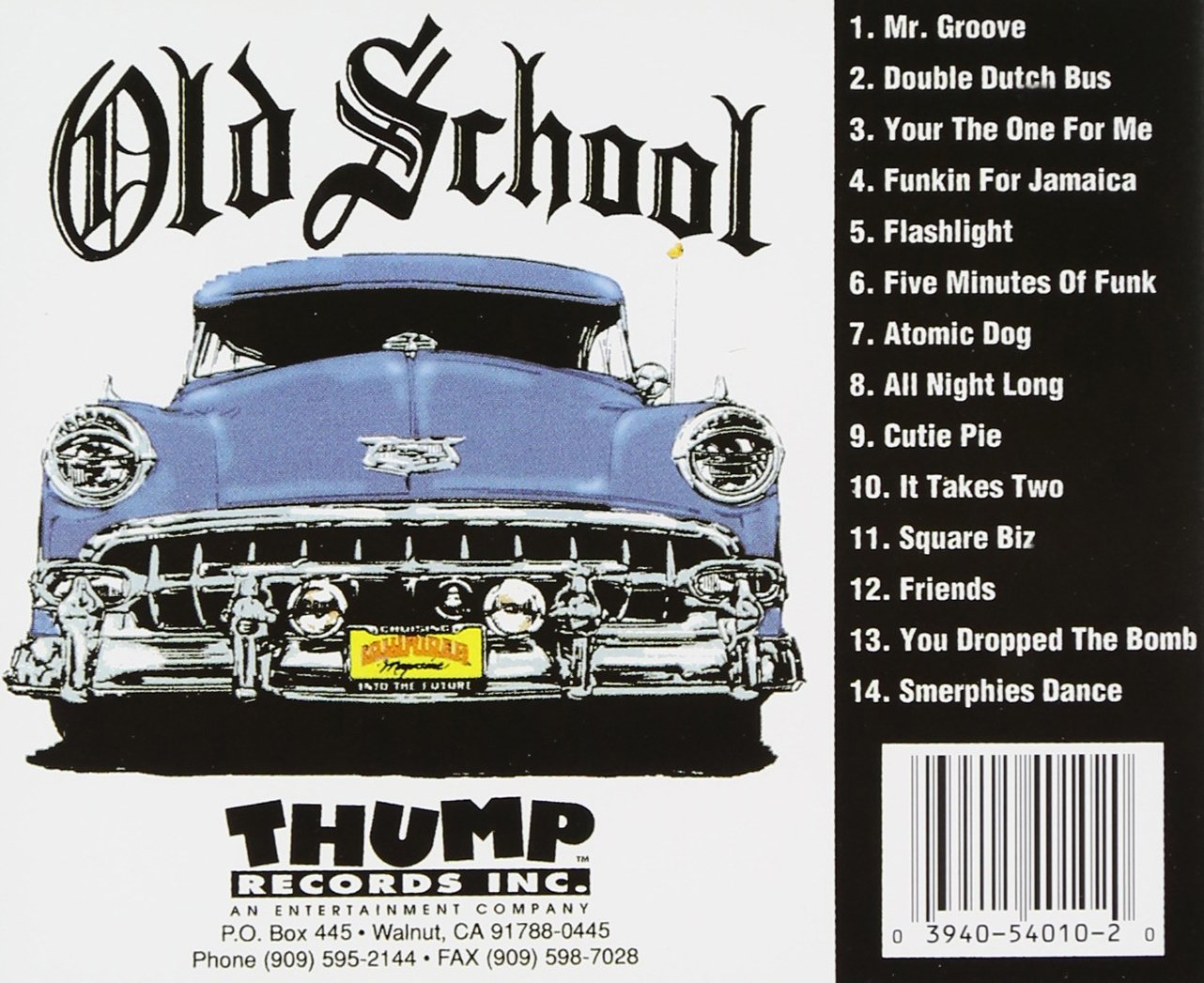 Various Artists - Old School Volume 1 - Amazon.com Music