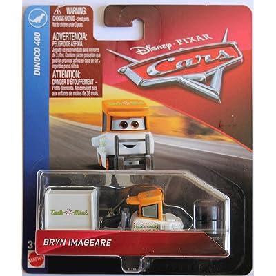 Disney Pixar Cars Bryn Imageare: Toys & Games