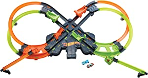 Hot Wheels GFH87 Colossal Crash Track Set, Multicolor