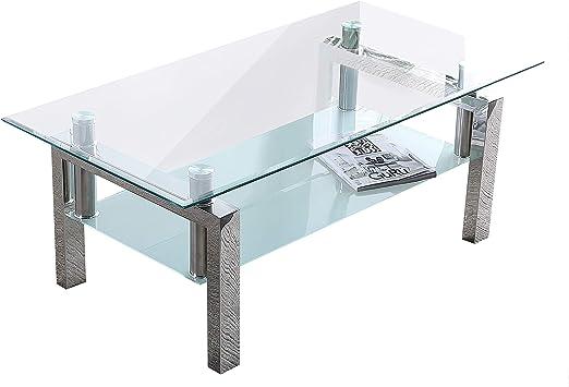 ADEC - Turin, Mesa de Centro, Mesa de Cristal, mesita de Salon ...