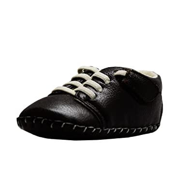 Abdc Kids Baby Boys Brown First Walking Shoes