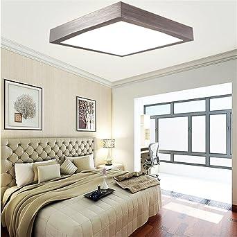 16W LED Kaltweiß Modern Deckenlampe Deckenleuchte Schlafzimmer Küche ...