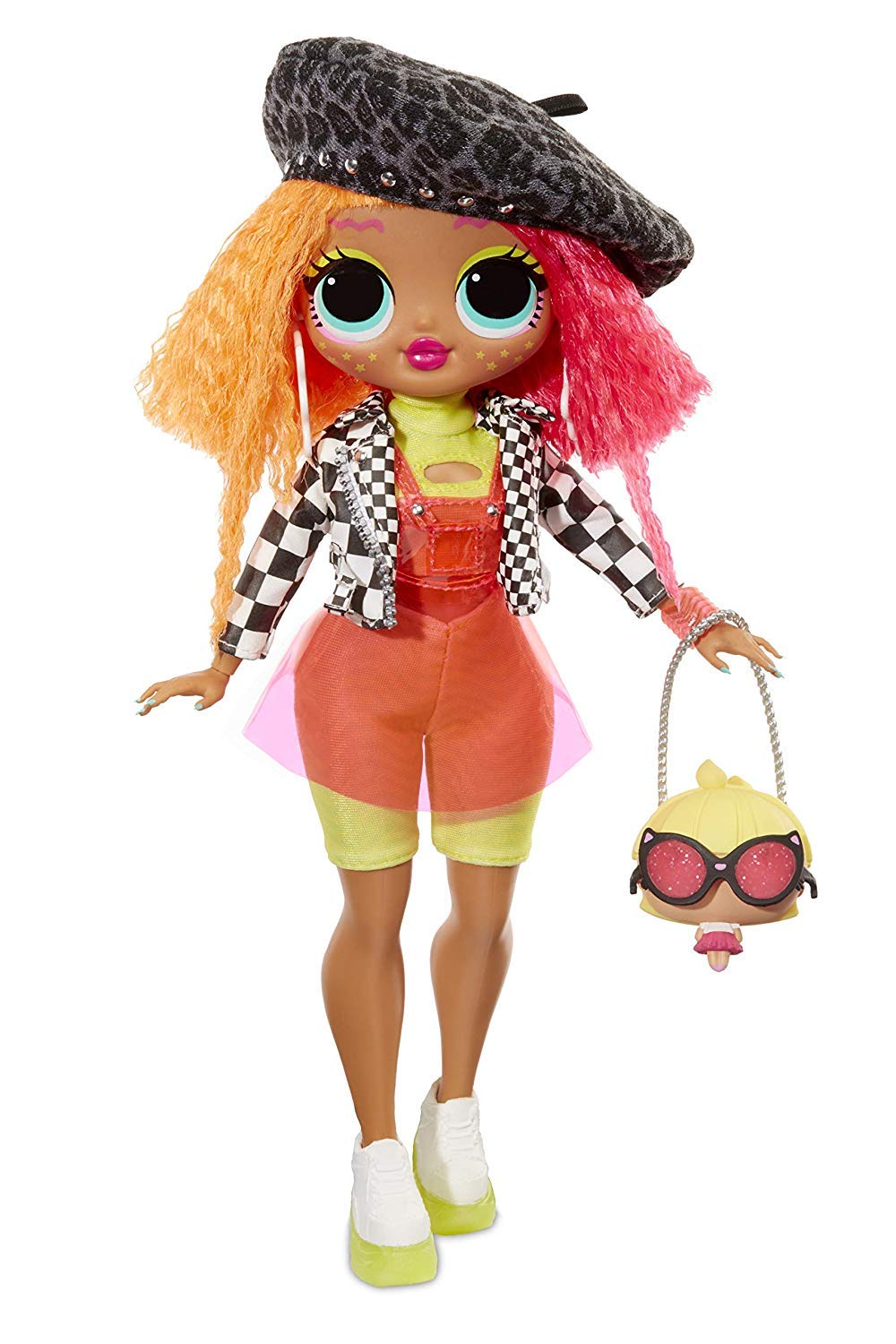 560562 L.O.L O.M.G Multi L.O.L Surprise Lady Diva Fashion Doll with 20 Surprises