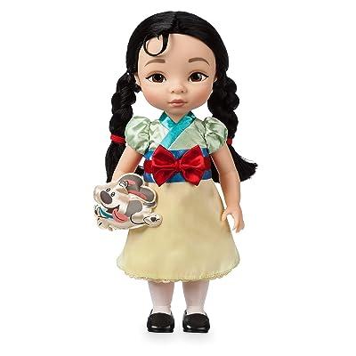 Disney Animators' Collection Mulan Doll - 16 Inch: Toys & Games