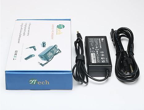 YTech 65W AC Power Adapter/Battery Charger for Acer Aspire 5532 5349 5750 5742 5250 5253 5733 5534 5336 5552 5560 7560 SB416 5250 AS7750 6423 V5 V7 V3 ...