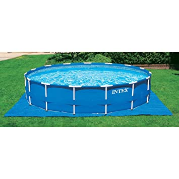 Intex Ersatz Pool Liner Für 18 X 121 9 Cm Easy Set Pools Amazon De