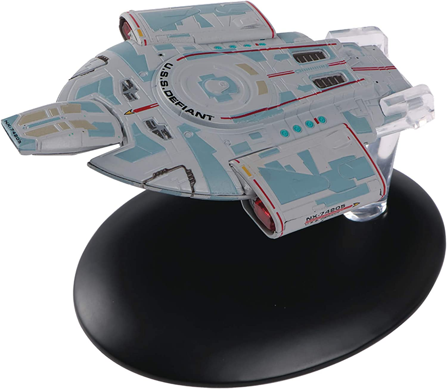Star Trek The Official Starships Collection #7: USS Defiant NX-74205 Ship Replica