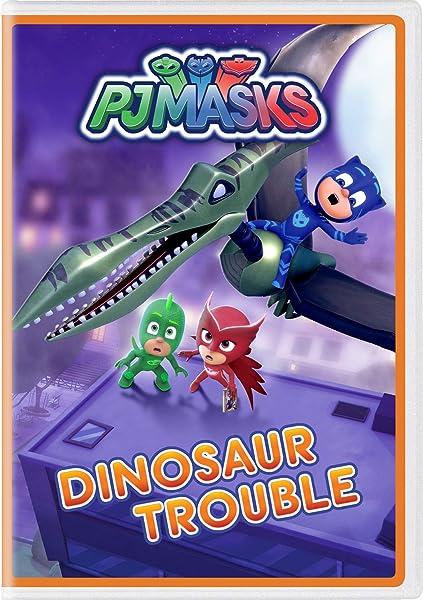 Pj Masks: Dinosaur Trouble [Edizione: Stati Uniti] [Italia] [DVD ...