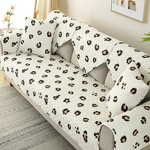 ABUKJM Fundas Sofa,1PCS algodón Antideslizante sofá Cubierta sofá 3 Asientos @ Teenage Girl_90 * 180cm(1PCS): Amazon.es: Hogar