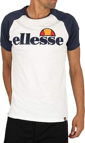 Gris Ellesse Hombre Camiseta Piave