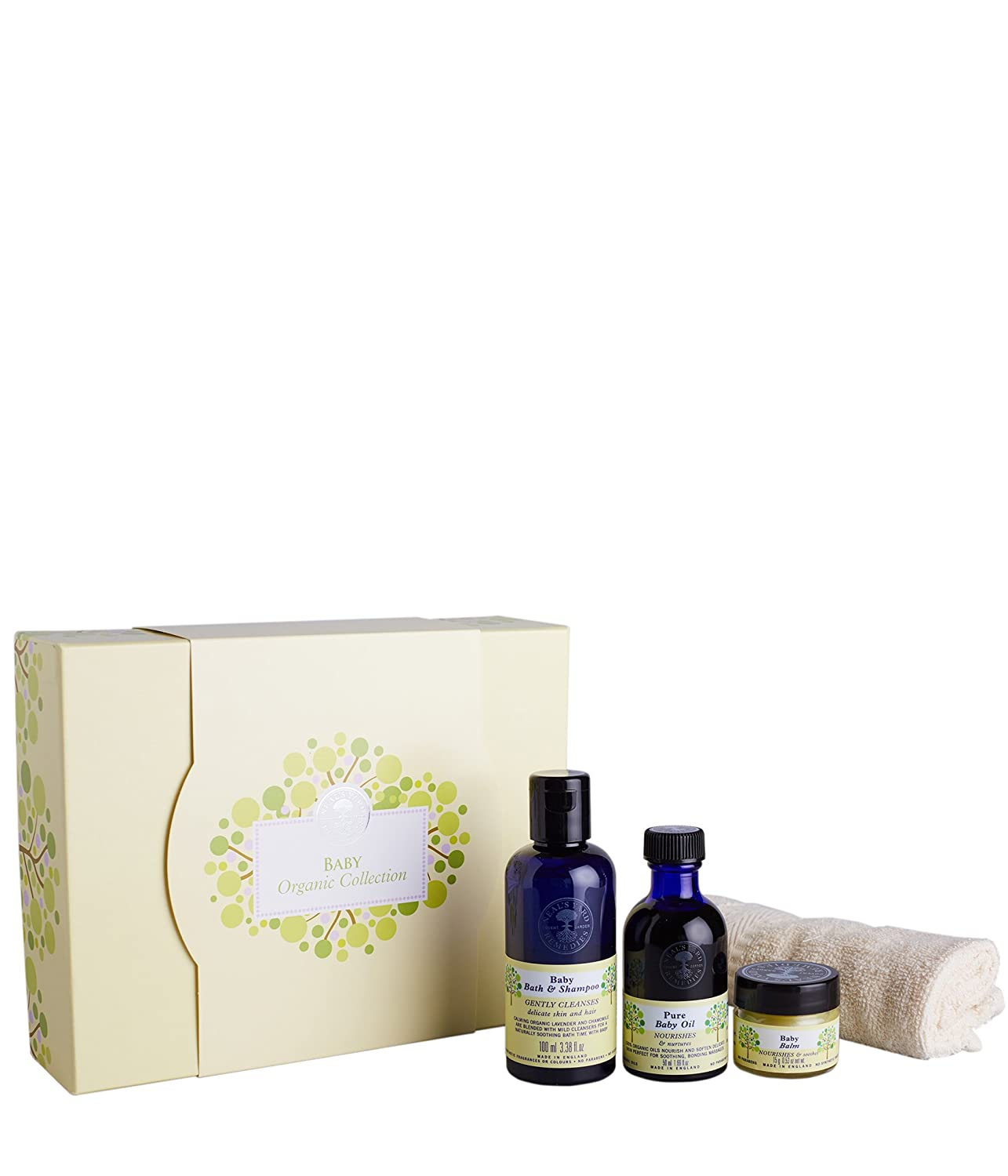 Neal's Yard Remedies Baby Organic Collection PLU 8471