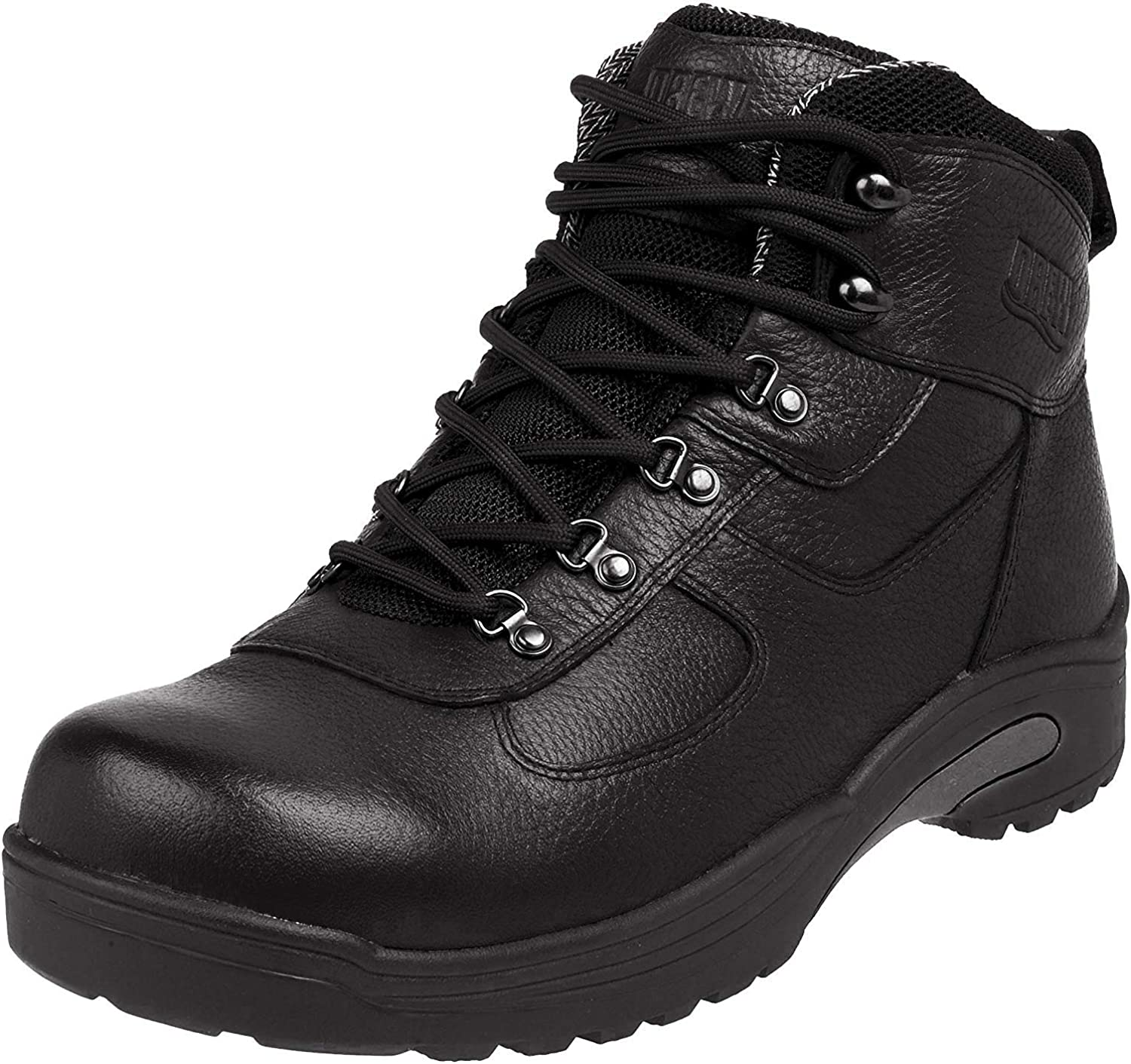 Drew Shoe Men s Rockford Boot,Black,9.5 6E US