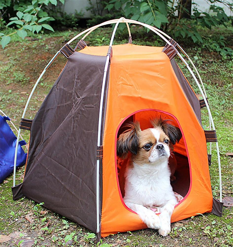 MEIQI Pet Tent, Pet House, Pet Camping Tent, Pet Supplies for Dog and Cat Portable & Waterproof