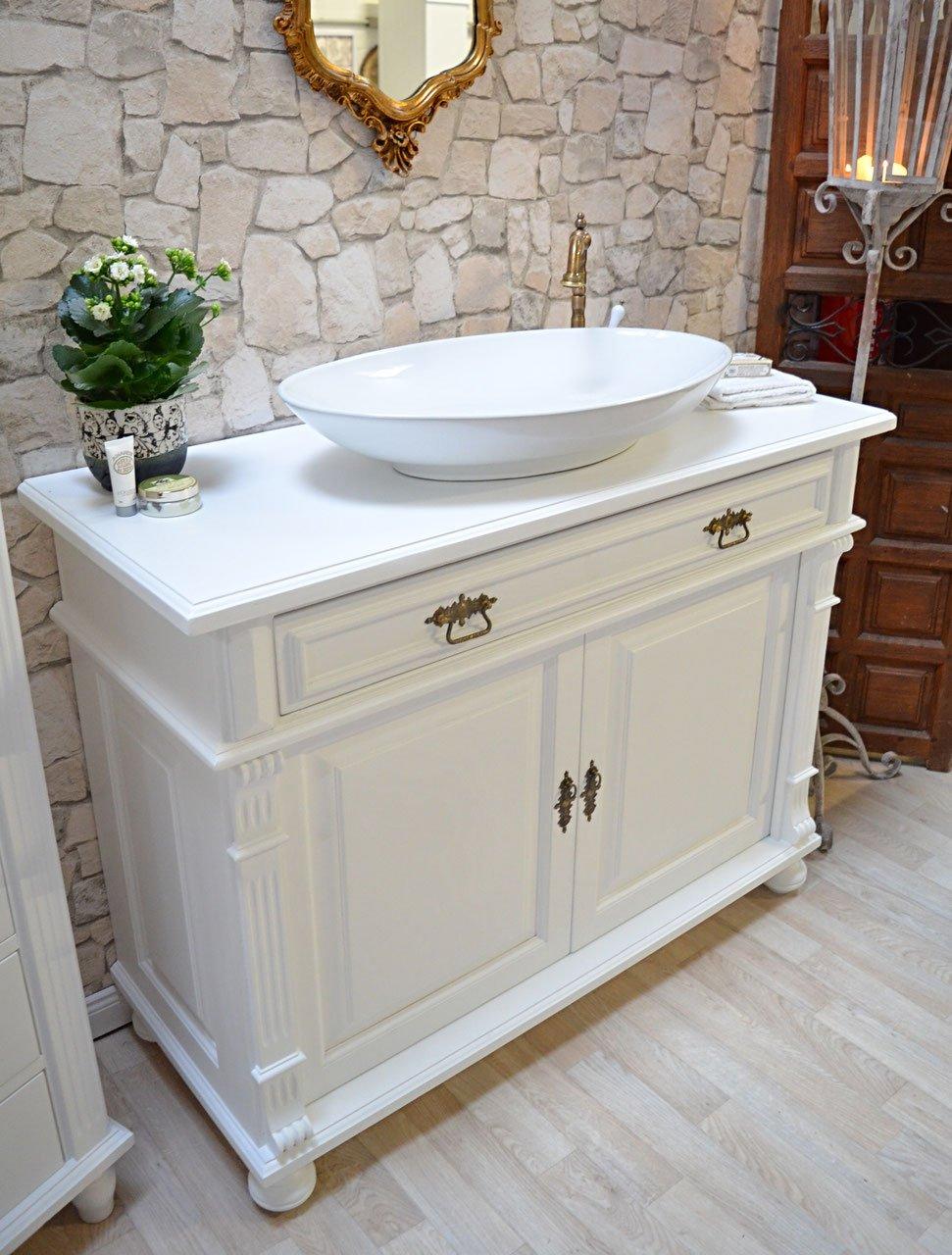 País & Amor de Muebles de baño GmbH Allora: rústico de Lavabo, Vintage, nostálgico: Amazon.es: Hogar