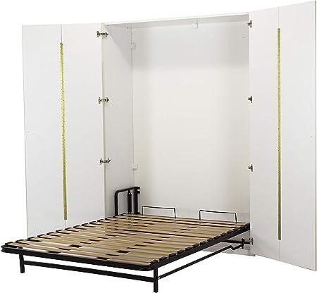 Sprung del listón de apoyo: flotante de madera Listones uniformemente apoye su colchón para una esta