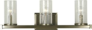 product image for Framburg 1113 BN 3-Light Compass Sconce, Brushed Nickel