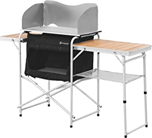 Outwell Vancouver Kitchen Table Camping