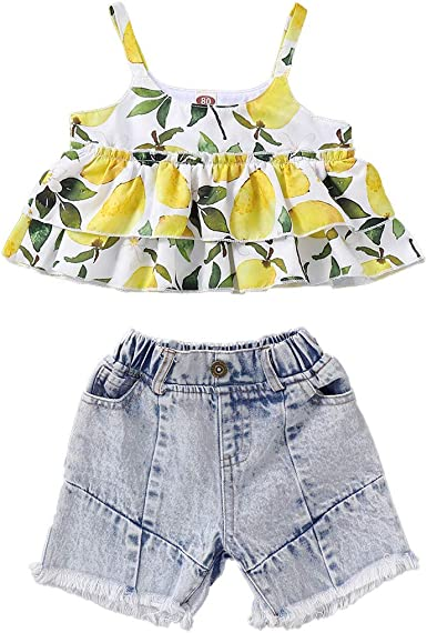 Toddler Shorts Baby Girl Shorts Little Girl Bloomers Baby Tube Top Summer Crop Top Outfit Shorts for Girls Baby Girl Halter Top