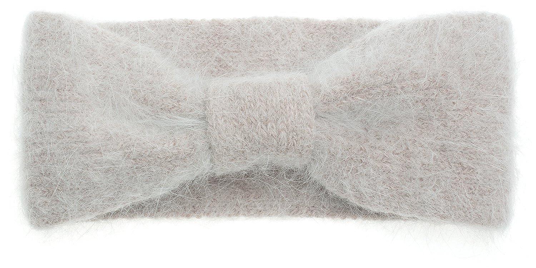AnnaKastle Womens Warm Turban Angora Headband Hair Band Fashion Accessories