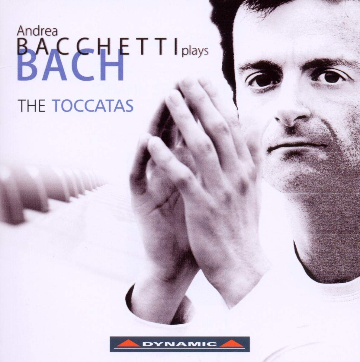 Max Courier shipping free shipping 58% OFF Bach: The Toccatas Andrea Bacchetti Plays Bach