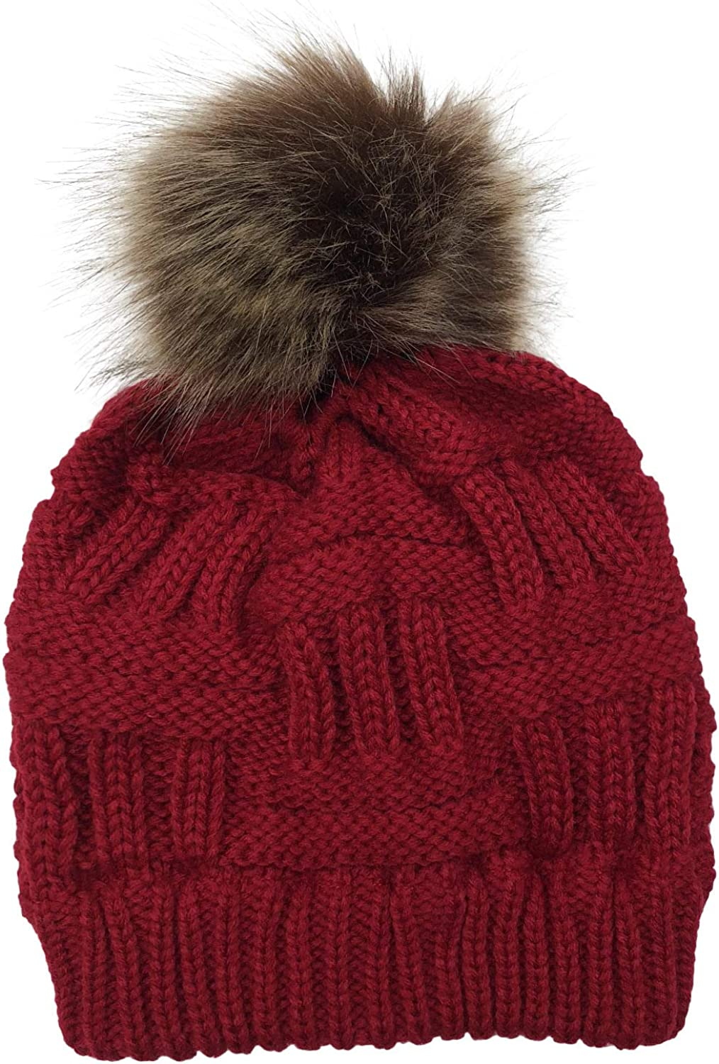 Womiao Winter Knit Hat...