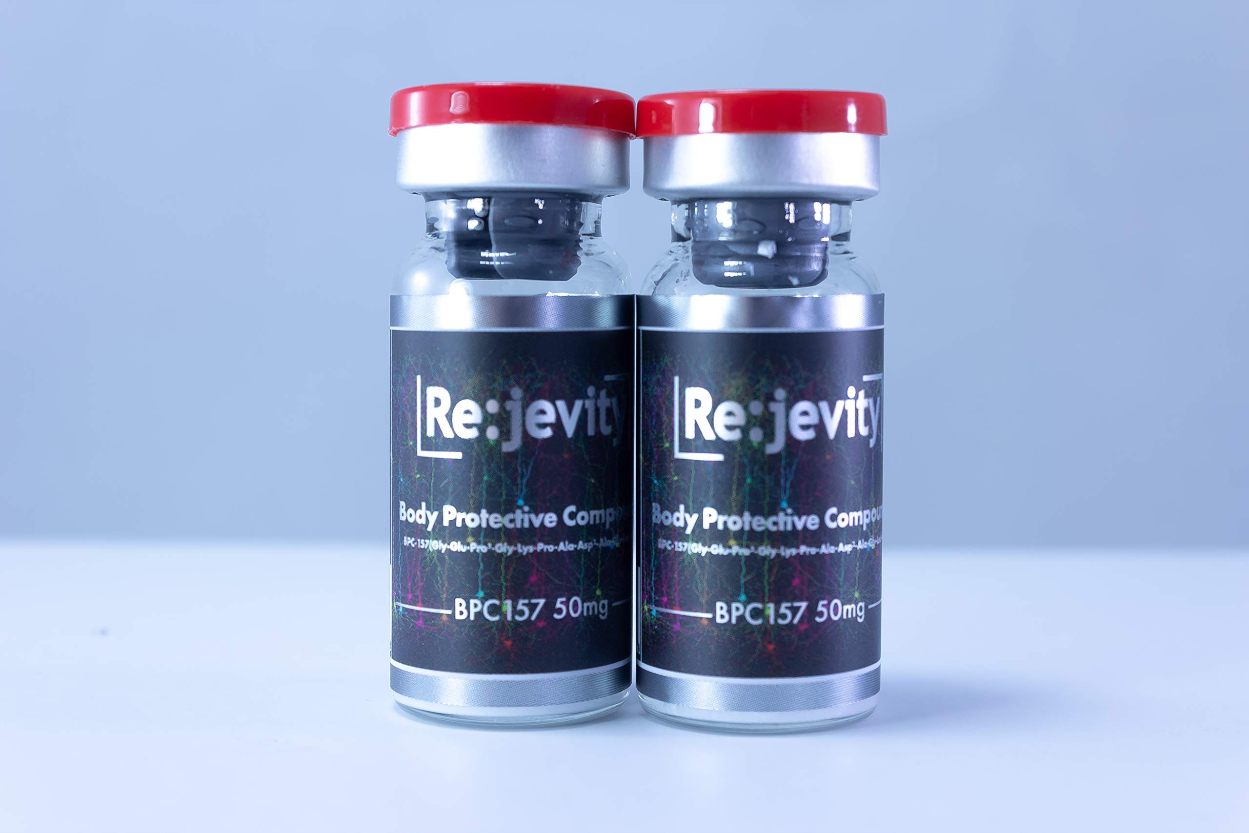 Rejevity BPC-157 50mg (Body Protective Compound) 2 Pack