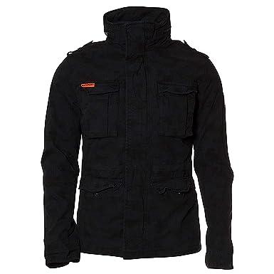 beliebte Geschäfte 100% Zufriedenheitsgarantie beliebte Geschäfte Superdry Classic Rookie Military Jacket Jacke Herren