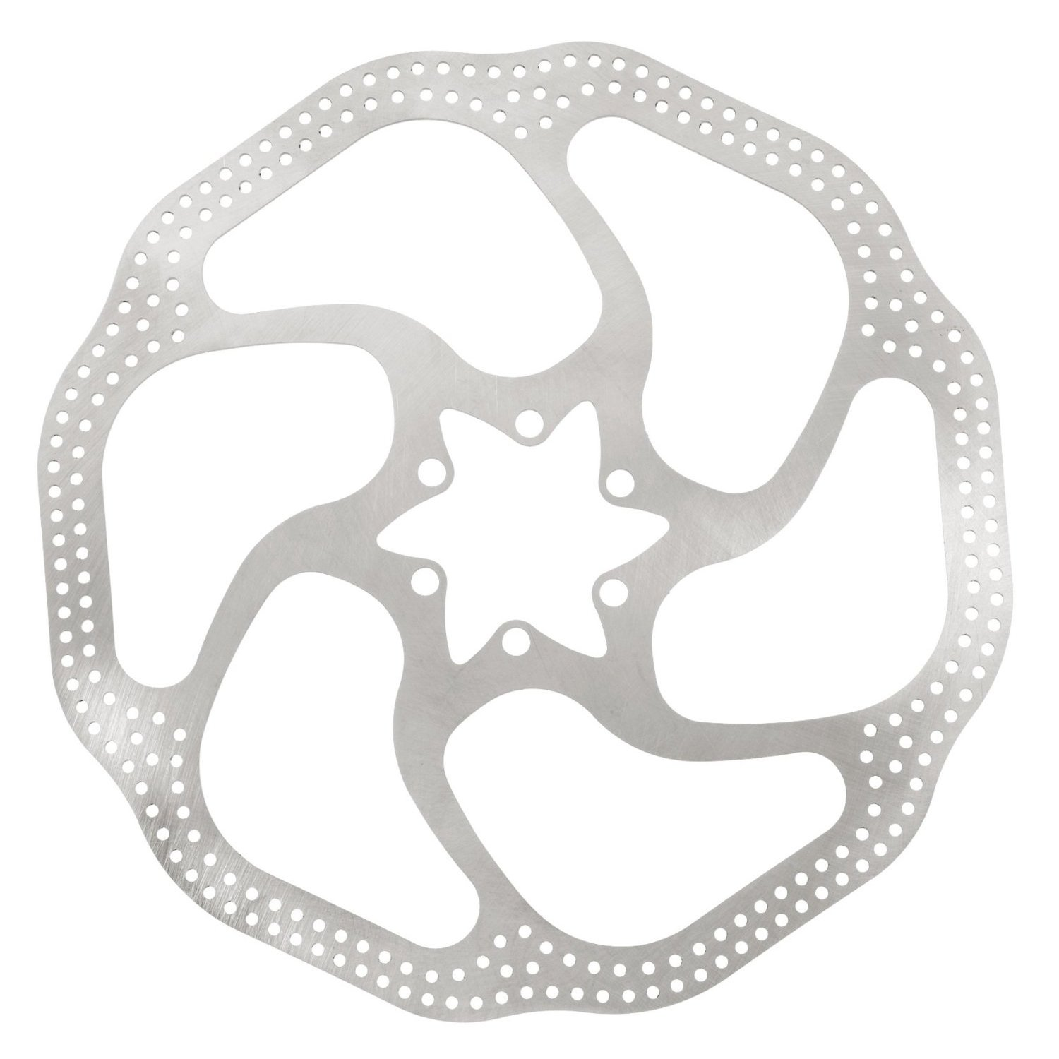 SODIAL (R) Avid HS1 chaleur Faire Cycle Bike 6 'Disc Brake Rotor 160mm 6 Boulons T25 BB5 / BB7