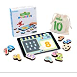 Marbotic - Sesame Street Numbers for iPad - Ages 3-5 - Interactive Wooden Numbers Set - Hands-on Educational Learning Games f