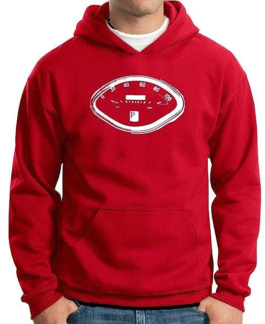 T-Shirtshock - Sudadera Hoodie WC0258 Classic Piaggio Vespa Speedo, Talla XXL: Amazon.es: Ropa y accesorios