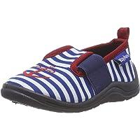 Playshoes Ciabatte- Marittimo, Pantofole Unisex – Bambini