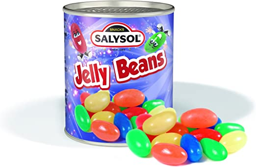 Jelly Beans 65 g Salysol (Pack 10 unidades): Amazon.es: Alimentación y bebidas