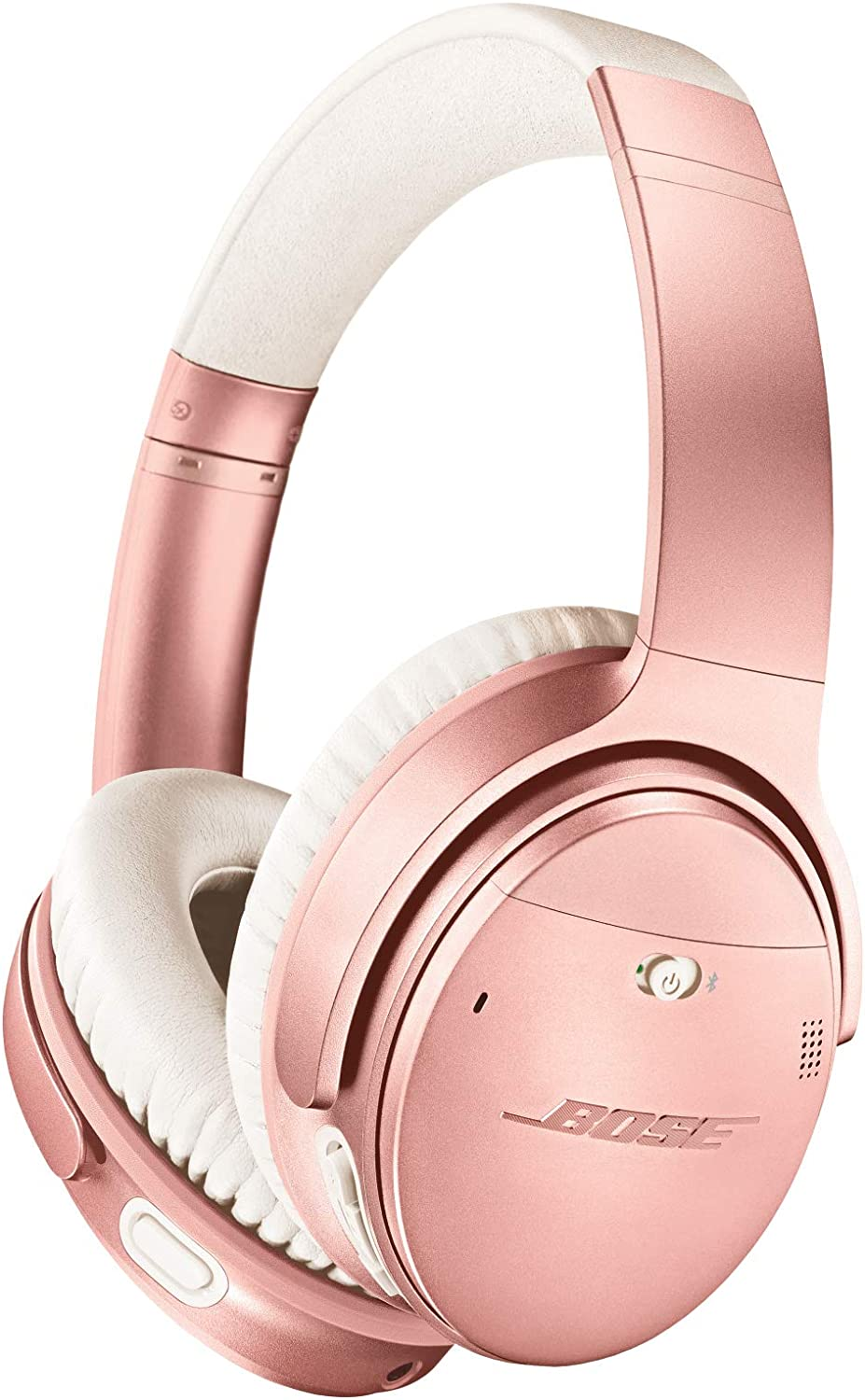 A pair of headphones specialized in external sound blocking.