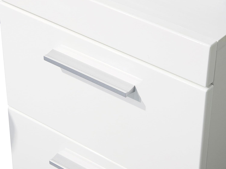Trendteam smart living badezimmer schrank kommode amanda 37 x 79 x