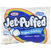 JET-PUFFED Marshmallow White - 1KG