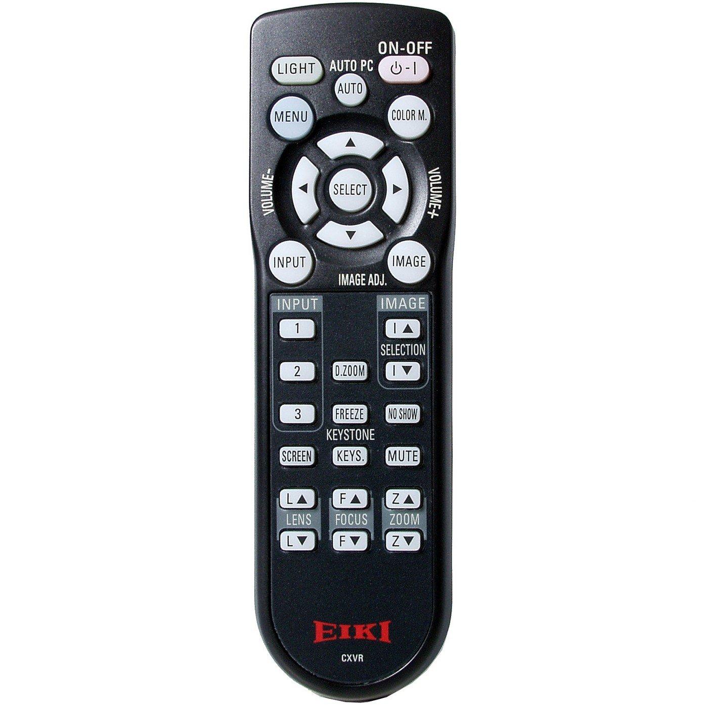 EIKI 645 086 4261 | puntero láser por infrarrojos con mando a ...