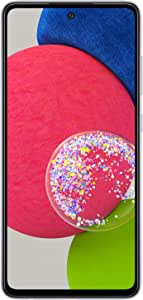 هاتف ذكي سامسونج جالكسي ايه 52 اس الجيل الخامس ثنائي شرائح الاتصال - بسعة ذاكرة 128 GB وذاكرة RAM 8 GB (نسخة المملكة العربية السعودية) لون بنفسجي فاتح