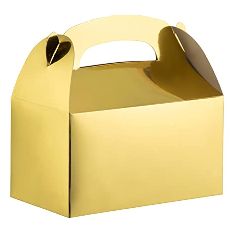 Amazon.com: Paquete de 24 cajas metálicas de papel para ...