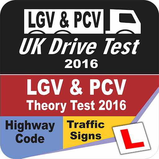 LGV & PCV Theory Test 2016 UK - Highway Codes & Traffic Signs