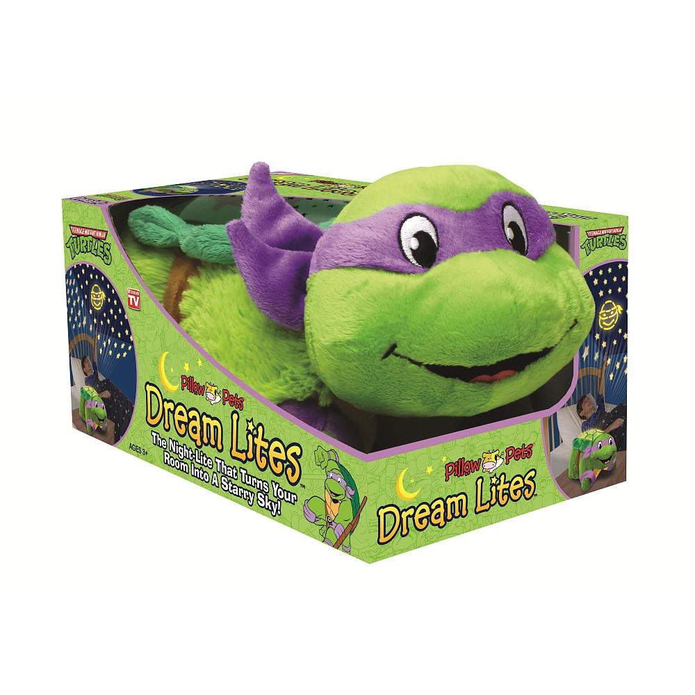 Dream Lites Teenage Mutant Ninja Turtles - Donatello Pillow Pets BHBUSAZIN029360