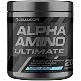 Cellucor Alpha Amino Ultimate Workout Powder, Blueberry Lemonade - 20 Servings