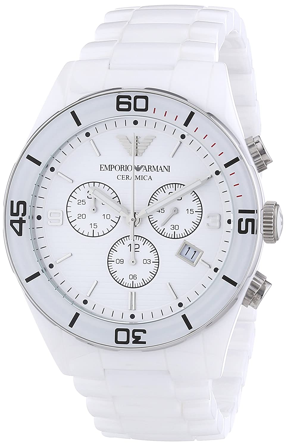 0d8a70a74d85b Emporio Armani Men's Watch AR1424: Amazon.co.uk: Watches